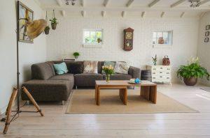 Como embalar sofá para mudança