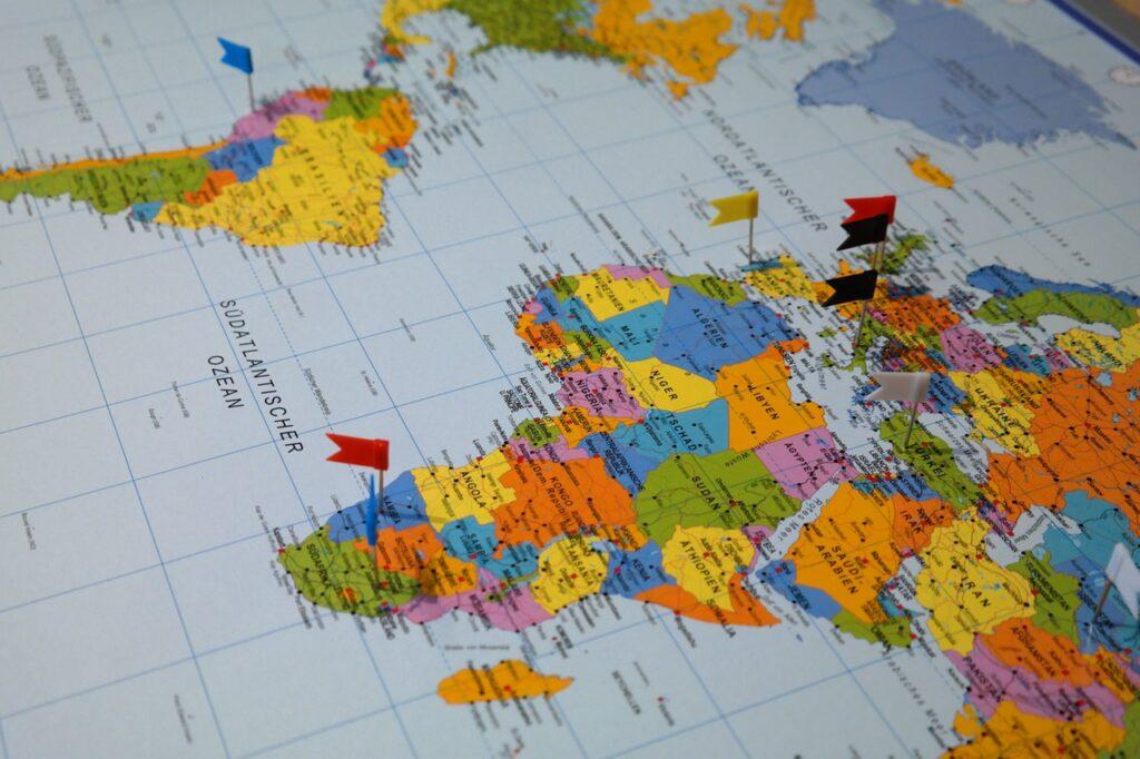 Quanto custa uma mudança internacional